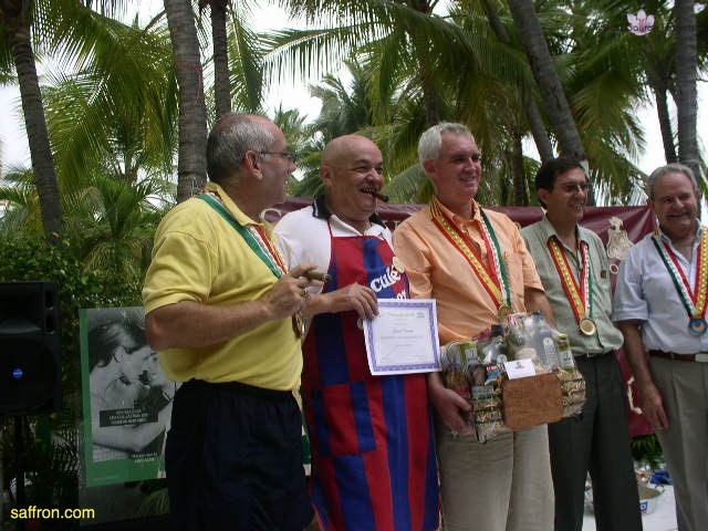 Vanilla, Saffron Imports Acapulco Paella Festival June 2004  130