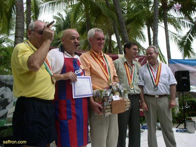 Vanilla, Saffron Imports Acapulco Paella Festival June 2004  131