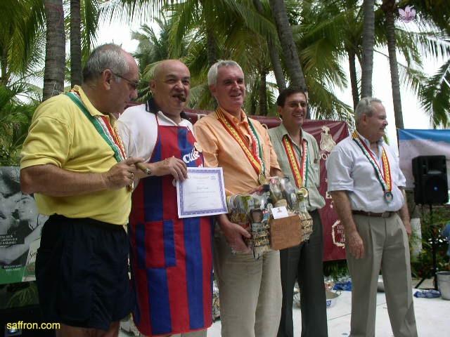 Vanilla, Saffron Imports Acapulco Paella Festival June 2004  132
