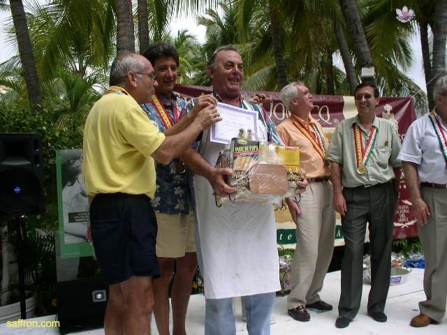 Vanilla, Saffron Imports Acapulco Paella Festival June 2004  135