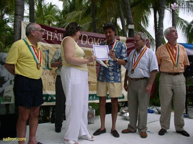 Vanilla, Saffron Imports Acapulco Paella Festival June 2004  139