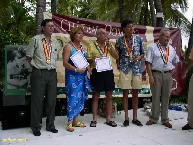 Vanilla, Saffron Imports Acapulco Paella Festival June 2004  143