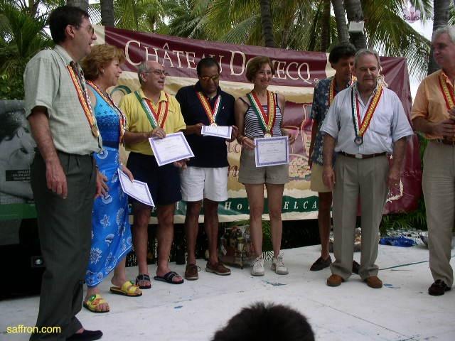 Vanilla, Saffron Imports Acapulco Paella Festival June 2004  144