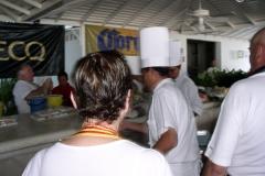 Vanilla, Saffron Imports Acapulco Paella Festival June 2004  004