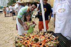 Vanilla, Saffron Imports Acapulco Paella Festival June 2004  071