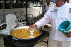 Vanilla, Saffron Imports Acapulco Paella Festival 2 June 2006 062