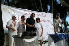 Vanilla, Saffron Imports Acapulco Paella Festival 2 June 2006 124