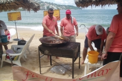 Vanilla, Saffron Imports Acapulco Paella Festival 3 June 2006 014
