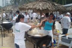 Vanilla, Saffron Imports Acapulco Paella Festival 3 June 2006 023
