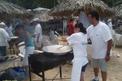 Vanilla, Saffron Imports Acapulco Paella Festival 3 June 2006 028