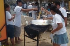 Vanilla, Saffron Imports Acapulco Paella Festival 3 June 2006 032