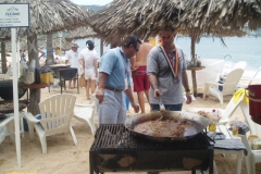 Vanilla, Saffron Imports Acapulco Paella Festival 3 June 2006 040