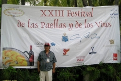 Vanilla, Saffron Imports Acapulco Paella Festival June 2006 020