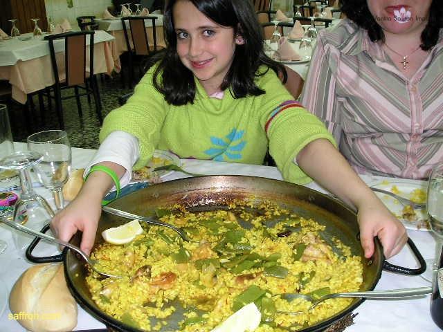 Vanilla, Saffron Imports Albufera Valencia 2005 013