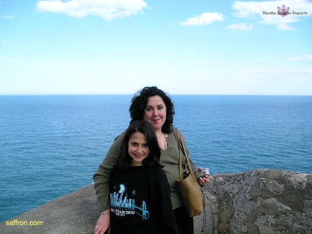 Vanilla, Saffron Imports Luna Pope Castle Valencia 2003 618