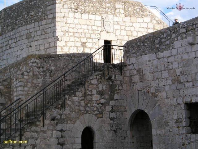 Vanilla, Saffron Imports Luna Pope Castle Valencia 2003 632