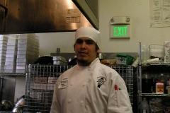 Vanilla, Saffron Imports Paella at California Culinary Academy%0A2005 014