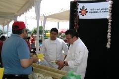 Vanilla, Saffron Imports Paella Freixenet Winery Queretaro 2005 009