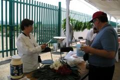 Vanilla, Saffron Imports Paella Freixenet Winery Queretaro 2005 018