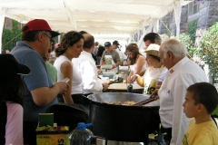 Vanilla, Saffron Imports Paella Freixenet Winery Queretaro 2005 020