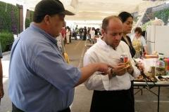 Vanilla, Saffron Imports Paella Freixenet Winery Queretaro 2005 025
