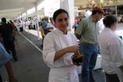 Vanilla, Saffron Imports Paella Freixenet Winery Queretaro 2005 052