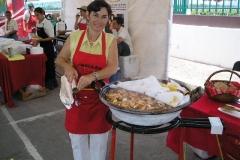 Vanilla, Saffron Imports Paella Freixenet Winery Queretaro 2005 061