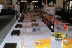 Vanilla, Saffron Imports Paella Freixenet Winery Queretaro 2005 079