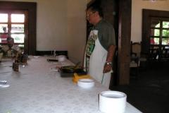 Vanilla, Saffron Imports Paella Freixenet Winery Queretaro 2005 095