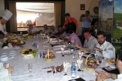 Vanilla, Saffron Imports Paella Freixenet Winery Queretaro 2005 104