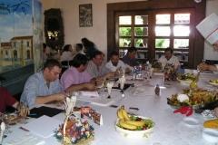 Vanilla, Saffron Imports Paella Freixenet Winery Queretaro 2005 108