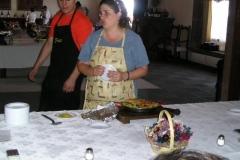 Vanilla, Saffron Imports Paella Freixenet Winery Queretaro 2005 1098