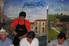 Vanilla, Saffron Imports Paella Freixenet Winery Queretaro 2005 1101