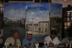 Vanilla, Saffron Imports Paella Freixenet Winery Queretaro 2005 1103