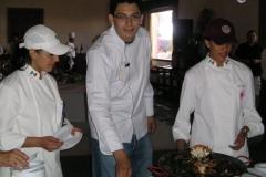 Vanilla, Saffron Imports Paella Freixenet Winery Queretaro 2005 1109