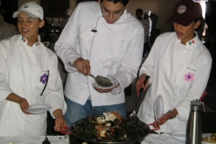 Vanilla, Saffron Imports Paella Freixenet Winery Queretaro 2005 1110