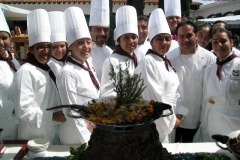 Vanilla, Saffron Imports Paella Freixenet Winery Queretaro 2005 1114