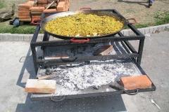 Vanilla, Saffron Imports Paella Freixenet Winery Queretaro 2005 1119