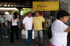 Vanilla, Saffron Imports Paella Freixenet Winery Queretaro 2005 1149