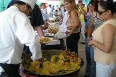 Vanilla, Saffron Imports Paella Freixenet Winery Queretaro 2005 1247