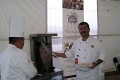 Vanilla, Saffron Imports Paella Freixenet Winery Queretaro 2005 1252