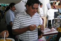 Vanilla, Saffron Imports Paella Freixenet Winery Queretaro 2005 1259