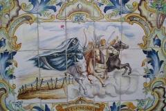 Vanilla, Saffron Imports Paella Tiles 538