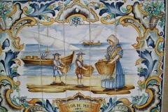 Vanilla, Saffron Imports Paella Tiles 551