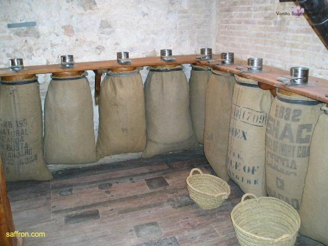 Vanilla, Saffron Imports Rice Museum Valencia 2003 591