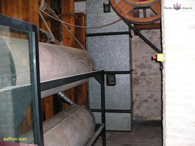 Vanilla, Saffron Imports Rice Museum Valencia 2003 593