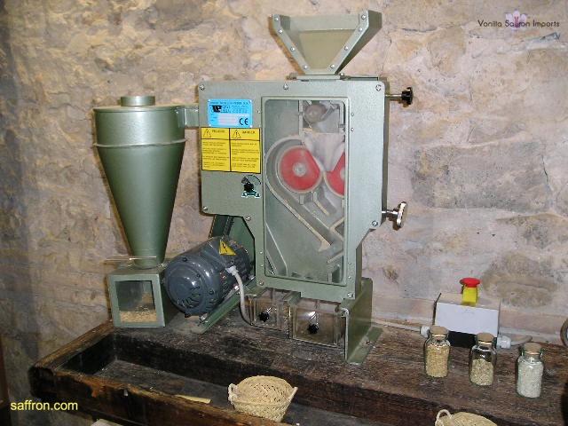Vanilla, Saffron Imports Rice Museum Valencia 2003 601