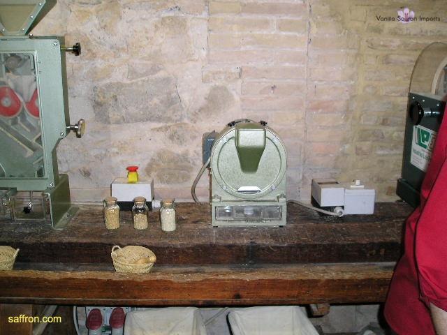 Vanilla, Saffron Imports Rice Museum Valencia 2003 602