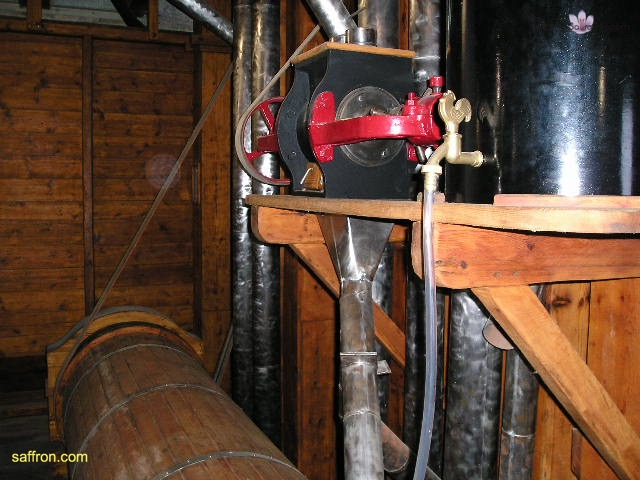 Vanilla, Saffron Imports Rice Museum Valencia 2003 608