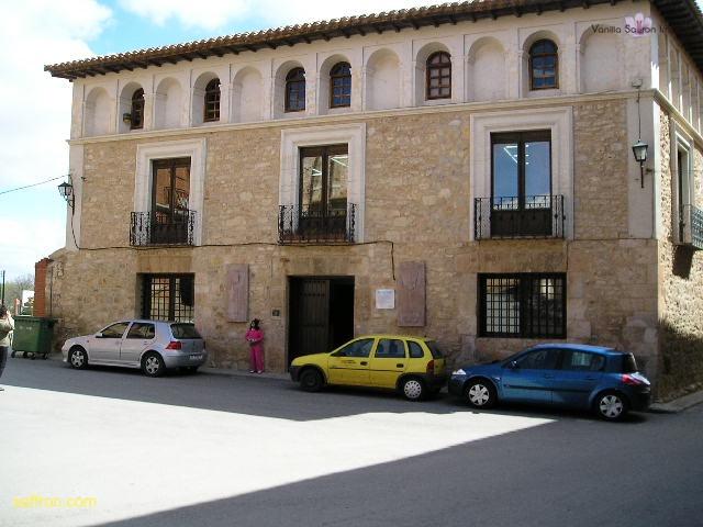 Vanilla, Saffron Imports Museo del Azafran, Monreal del Campo Teruel Spain 2004 664